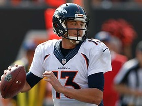 Watch: Trevor Siemian Week 3 next gen stats