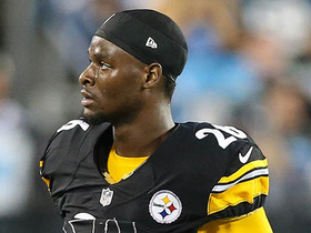 Steelers' teammates to Bell: Good to have you back, 26