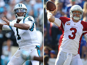 Watch: Which 1-2 team is in more trouble, Panthers or Cardinals?