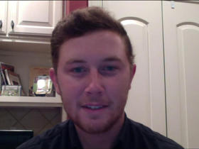 Watch: 'American Idol' alum Scotty McCreery sets fantasy lineup