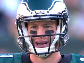 Watch: Most impressive part of Wentz's performance through Week 3