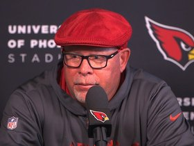 Watch: Arians: 'I Have To Find A Solution'