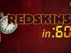 Watch: Redskins In :60 - DeAngelo Hall Out For Season