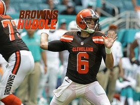 Watch: Browns Huddle: Kessler to remain starter