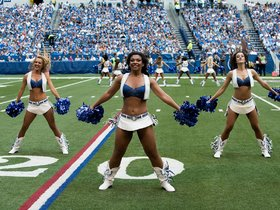Watch: Pregame Cheer Performance - Chargers vs. Colts
