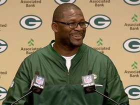 Watch: Bennett on Lacy: 'He can do it all'