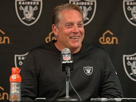 Watch: Head Coach Del Rio Recaps Win Against Titans