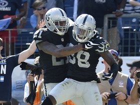 Watch: Raiders' dominant secondary