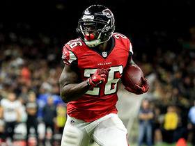 Watch: Tevin Coleman gains 34 yards on catch and run