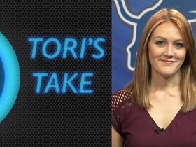 Watch: Tori's Take: First half vs. second half