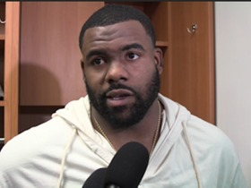 Watch: Mark Ingram Saints vs Falcons Postgame Interview
