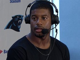 Watch: Panthers Talk: McClain joines the show