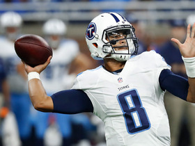 Watch: How is Marcus Mariota progressing in 2016?