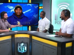 Watch: DDFP: Week 3 recap & CB-WR matchups with Terence Newman