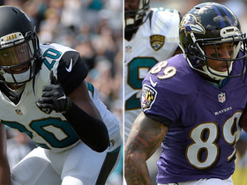 Watch: DDFP: Terence Newman on Ramsey vs. Steve Smith, OBJ vs. Norman
