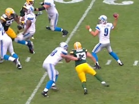Watch: Brazilian announcers call Packers sack on Matthew Stafford