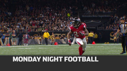 top nfl receivers what is the predicted score for monday night football