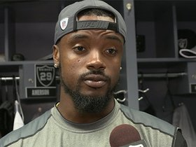 Watch: David Amerson Discusses Play Against Titans
