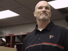 Watch: Dan Quinn's Week 3 Victory Speech