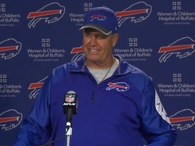 Watch: Bills sign tackle, Rex Ryan: 'What's his name?'