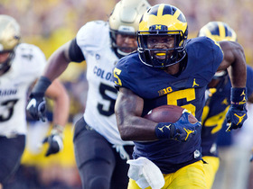Watch: Michigan LB/DB Jabrill Peppers highlights