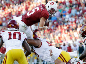 Watch: Stanford RB Christian McCaffrey highlights
