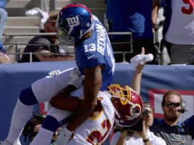 Watch: 'Inside the NFL': Redskins vs Giants highlights