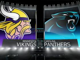 Watch: 'Inside the NFL': Vikings vs. Panthers highlights