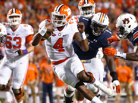 Watch: Deshaun Watson vs. Auburn highlights