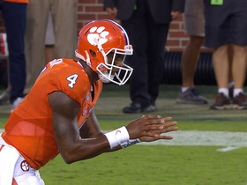 Watch: Deshaun Watson vs. Georgia Tech highlights