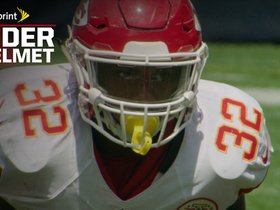 Watch: Ware's Running Style Is a Mindset