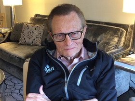Watch: Why I'm a Fan - Larry King