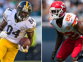 Watch: Week 4 SNF Preview: Marcus Peters vs. Antonio Brown