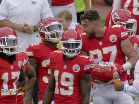 Watch: 'Sound FX': Spencer Ware and Dirk Koetter