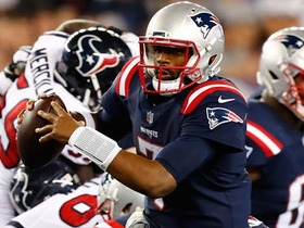 Watch: Rapoport: Brissett further along with his recovery than Garoppolo