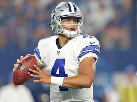 Watch: Baldinger: If Dak Prescott were a stock, I would buy