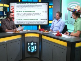 Watch: DDFP: Week 4 Red Challenge Flag Picks