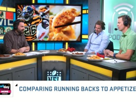 Watch: DDFP: If running backs were appetizers...