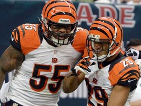Watch: How big of an impact does Burfict make on the Bengals?
