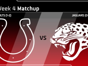 Watch: Colts vs Jaguars (Week 4 preview)