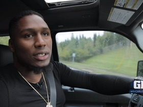 Watch: GameDay Ride: Carlos Dunlap