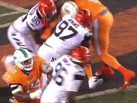 Watch: Ryan Tannehill sacked by Geno Atkins