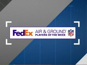 Watch: Week 3: Air & Ground winners