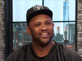 Watch: Sabathia on off-season plans: 'Put my crocks on, drive the mini van'