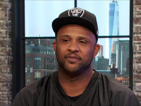 Watch: Kay Adams gives CC Sabathia fantasy advice