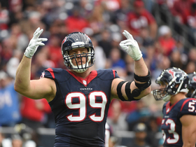 Watch: J.J. Watt Goes On IR