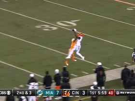 Watch: ESPN Brasil announcers call Bengals down field catch
