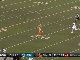 Watch: ESPN Brasil announcers call Dolphins touchdown