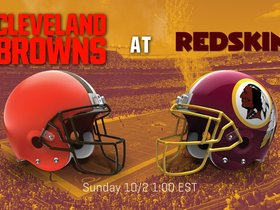 Watch: The Trailer: Browns vs. Redskins