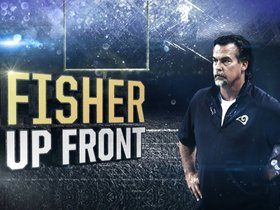 Watch: Fisher Up Front: Week 4 at Cardinals